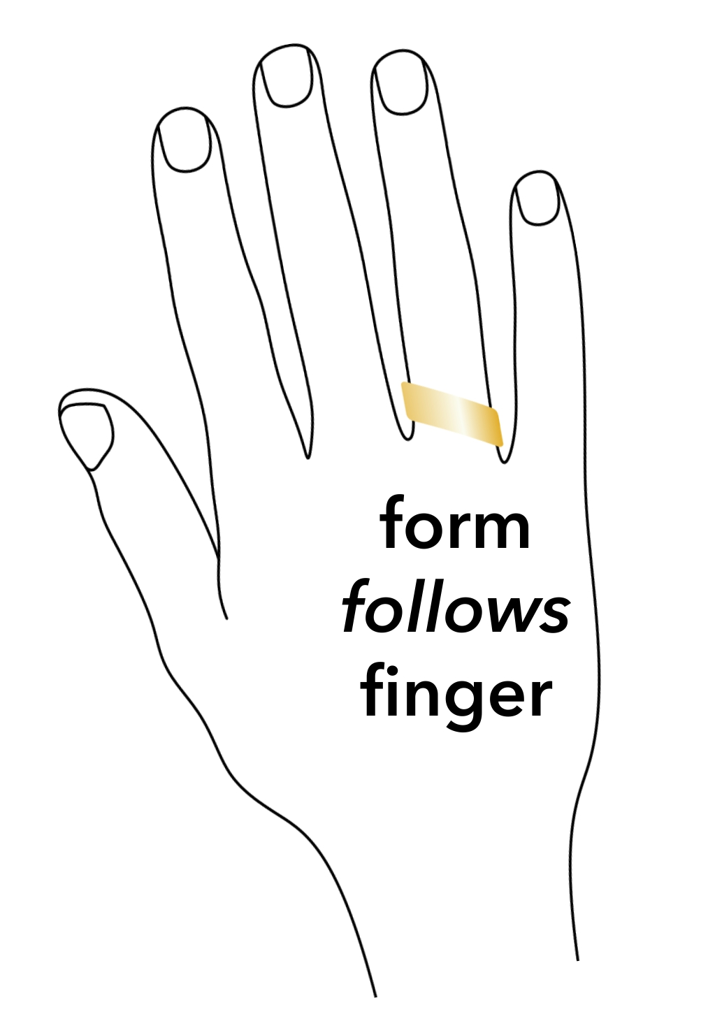 form-follows-finger